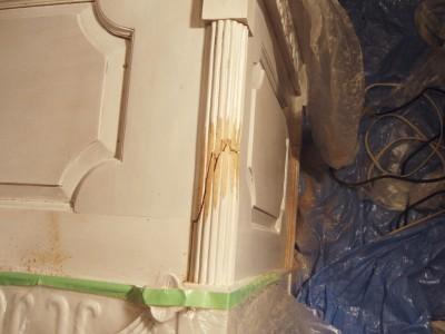 家具のキズ・割れ補修・修理