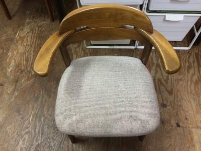 ダイニング椅子(イス)の座面張替とガタツキ補修