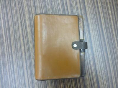 財布の塗替え