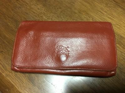 大好きな財布が新品同様に