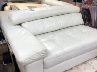 ソファ破れ縫製と塗替え
