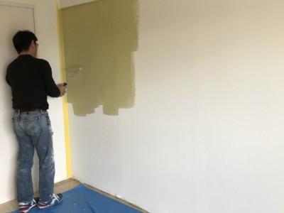 壁紙のカラーリング