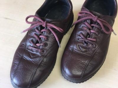 靴カラーリング